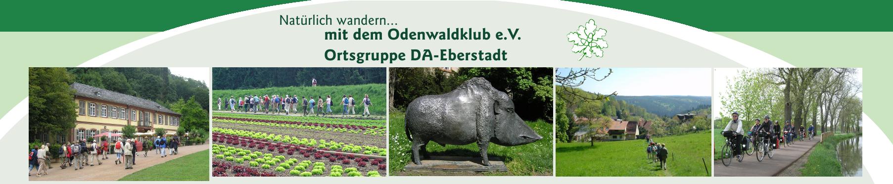 Odenwaldklub e.V. Ortsgruppe Darmstadt-Eberstadt